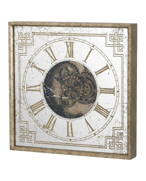 """Laikrodis """"MIRROR CLOCK"""" (mažas)"""