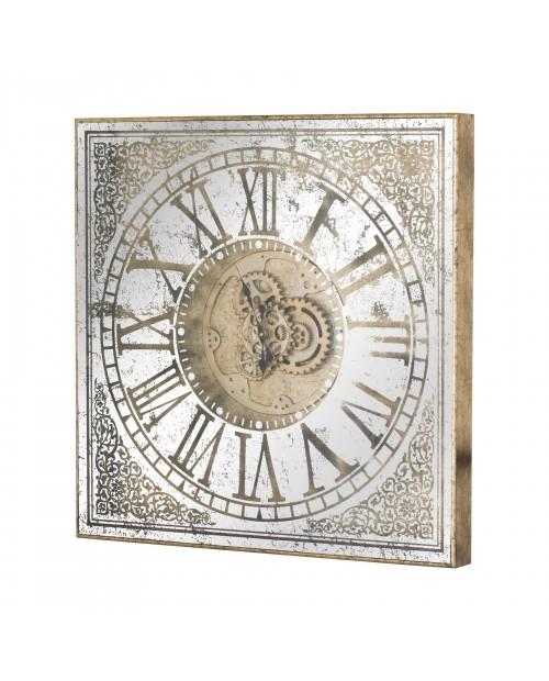 """Laikrodis """"MIRROR CLOCK"""" (didelis)"""