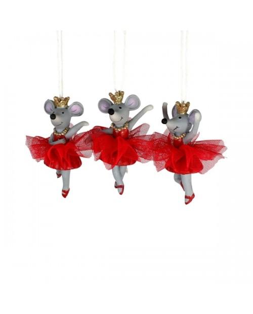 "Dekoracija ""Ballerina Red"""