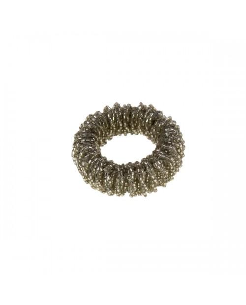 """Servetėlių žiedai """"Silver Bead"""" 1vnt."""