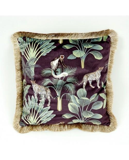 """Dekoratyvinė pagalvėlė """"Jungle"""""""