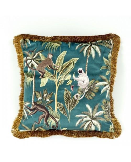 "Dekoratyvinė pagalvėlė ""Jungle Monkeys"""
