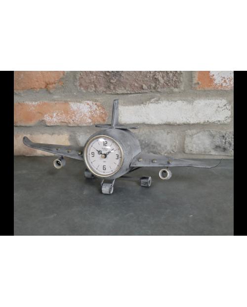 "Laikrodis ""Aeroplane Grey"""