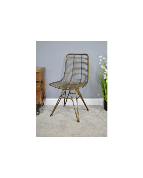 "Metalinė kėdė ""SKAGEN ANTIQUE"""