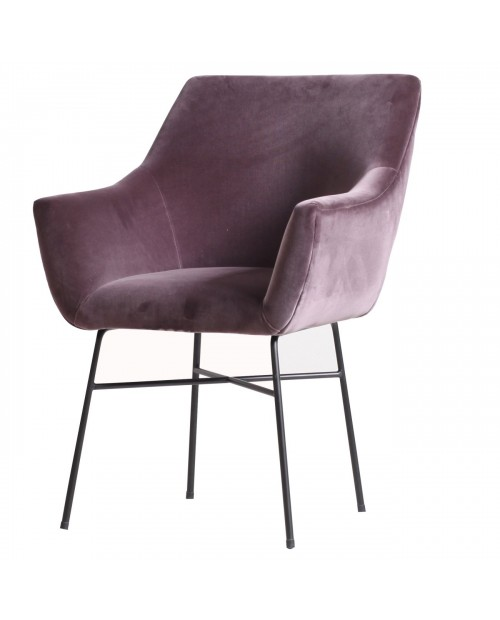 """Valgomojo kėdė """"Didsbury Plum"""""""