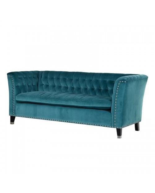 """Sofa """"Turquoise Enzo"""""""