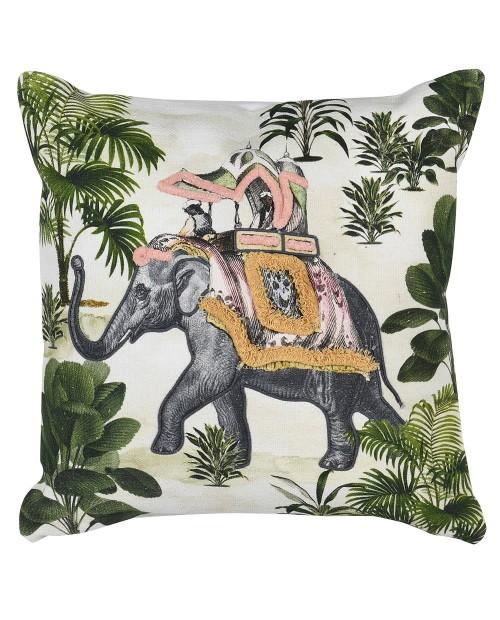 """Pagalvė """"Exotic Elephant"""""""