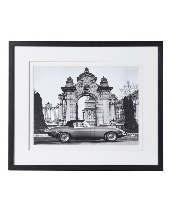 "Paveikslas ""Vintage Jaguar"""