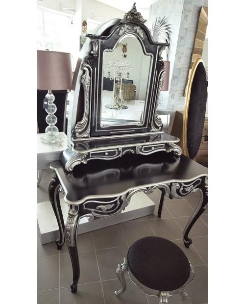 """Kosmetinis staliukas su veidrodžiu """"Moulin Noir"""""""