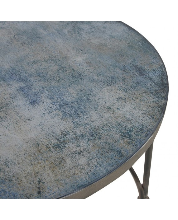 "Kavos staliukas ""Blue Pattern"""