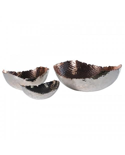 """Dubenėlių rinkinys """"Copper Bowl""""  (3 vnt.)"""