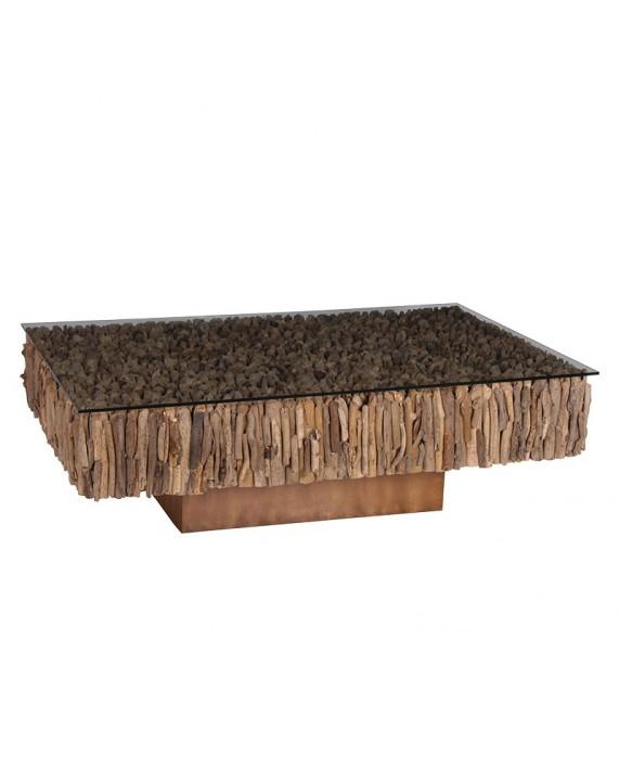 "Kavos staliukas ""Driftwood 3"""