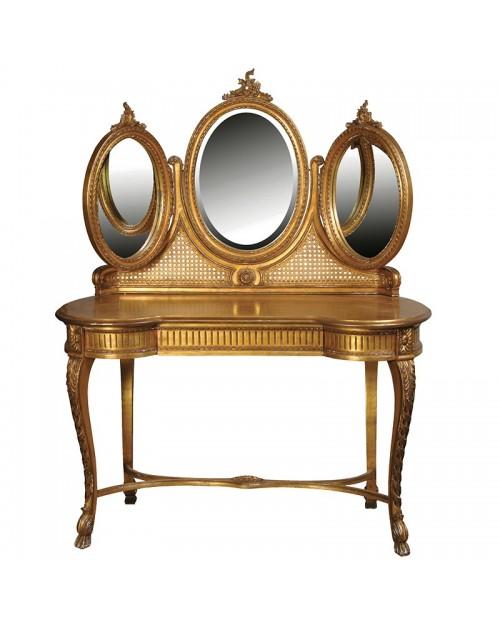 """Kosmetinis stalas su veidrodžiais """" Versailles"""""""