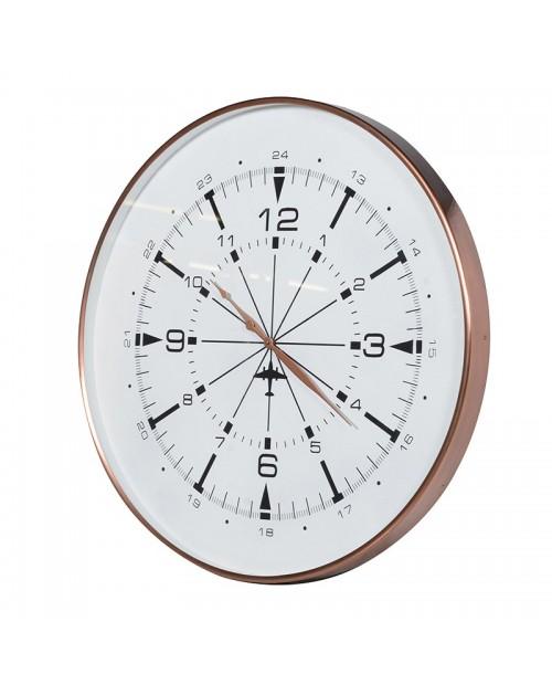"Laikrodis ""Aviator Copper"" (didelis)"