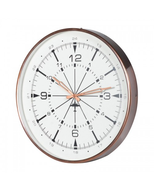 "Laikrodis ""Aviator Copper"" (mažas)"