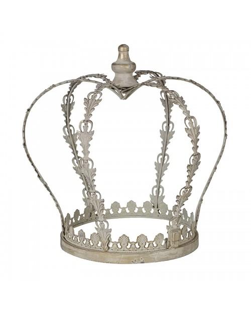 """Sendinto metalo žvakidė """"Crown"""""""