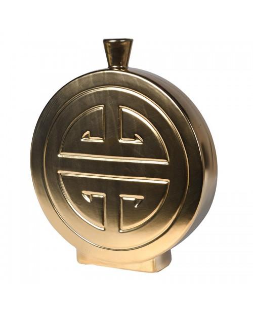 """Keramikinė vaza """"Gold Ming"""""""