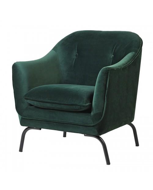 "Krėslas/fotelis ""Emerald Green"