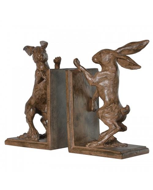 """Knygų laikikliai """"Boxing Hare"""""""