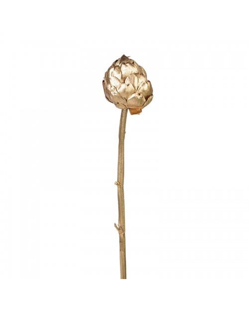 "Dirbtinė gėlė ""Gold Artichoke"""