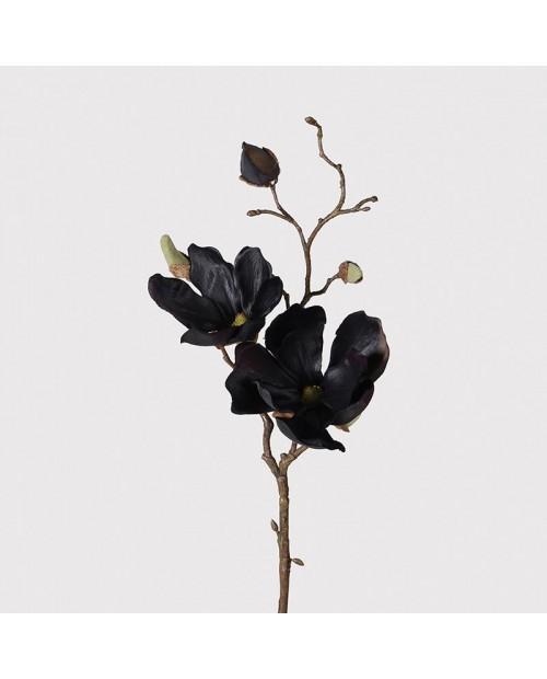 """Dirbtinė gėlė """"Black Magnolia"""""""