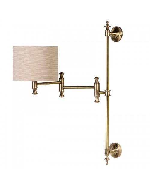 """Sieninis šviestuvas """"Brass"""""""