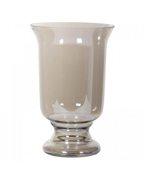 Tonuota stiklinė žvakidė