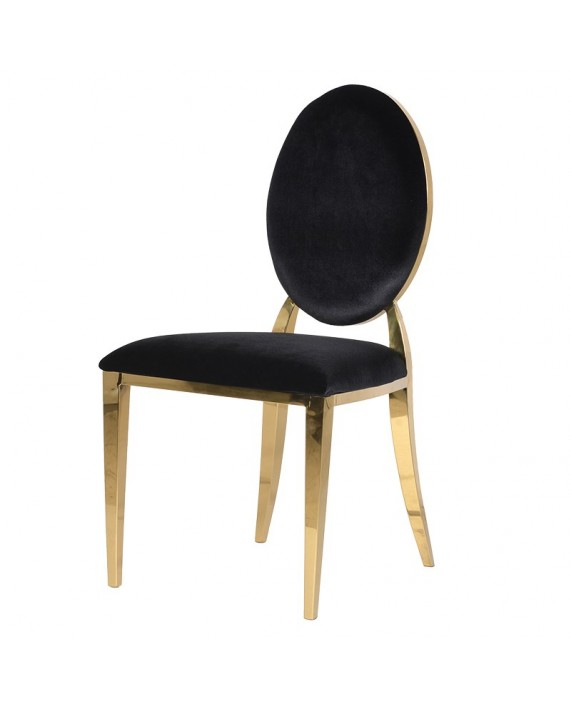 "Kėdė ""Black Velvet"""