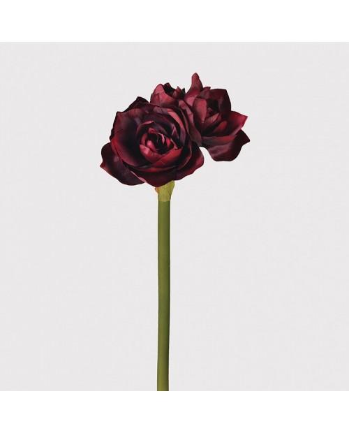 "Dirbtinė gėlė ""Burgundy Amaryllis"""