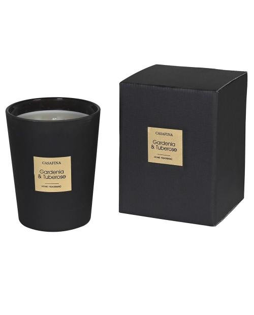 """CASAFINA """"Gardenia & Tuberose"""" aromatinė žvakė"""