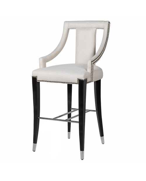 "Baro kėdė ""Maximilian Cream"""
