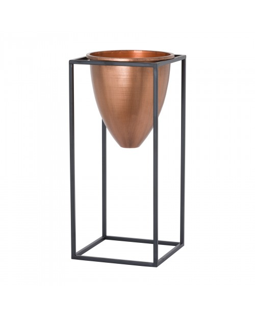 """Vazonas """"Copper"""" (didelis)"""