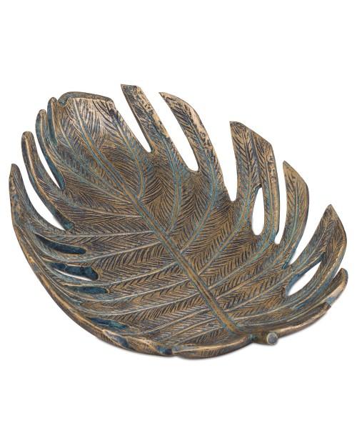 """Indas """"Bronze Leaf"""" (mažas)"""