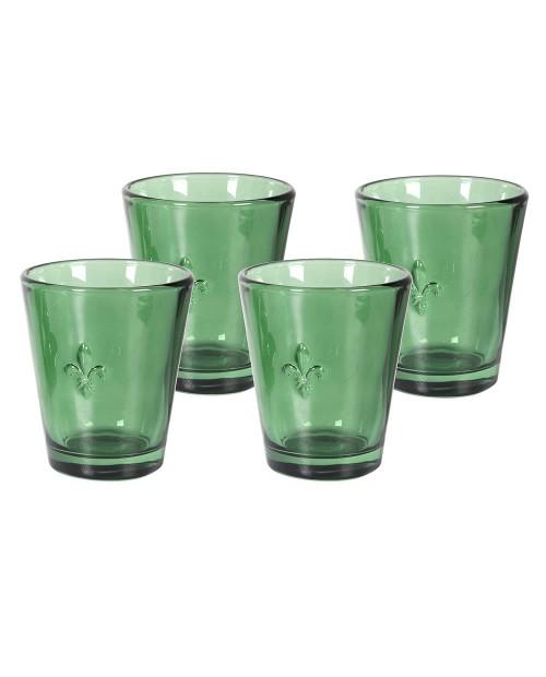 "Stiklinės ""Forest Green"" 4vnt."