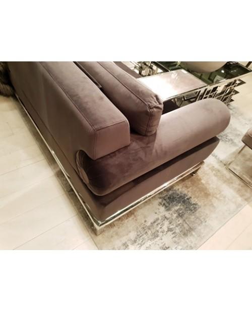"Sofa ""Ming/Silver"""
