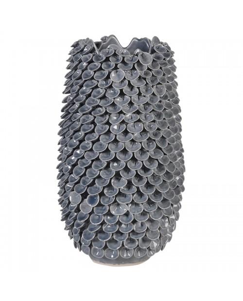 """Rankų darbo keramikinė vaza """"Leaf"""""""