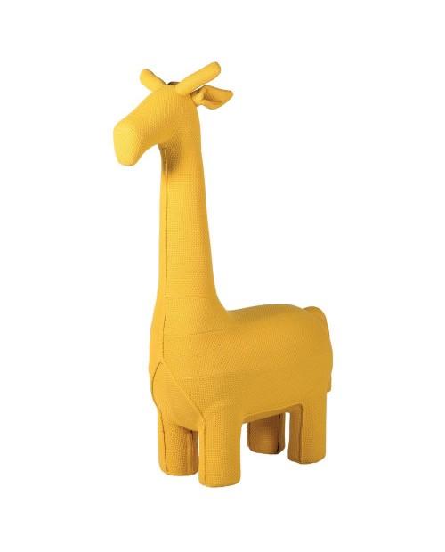 "Minkštasuolis ""Knitted Giraffe"""