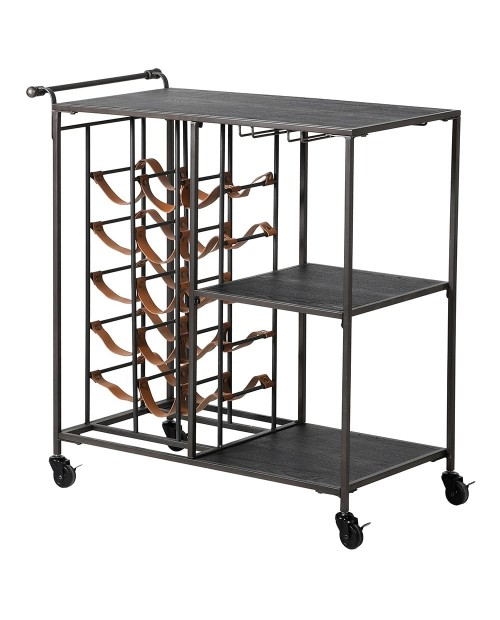 """Baro vežimėlis """"Wine Rack"""""""