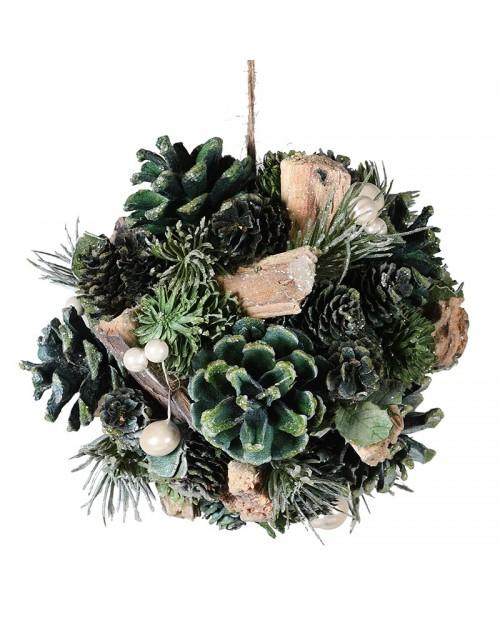 """Kalėdinis aksesuaras """"Pinecone"""""""