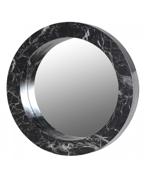 """Marmuro imitacijos veidrodis """"Black"""""""