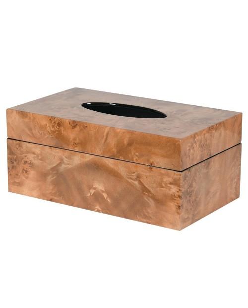 """Servetėlių dėžutė """"Brown Marble"""""""