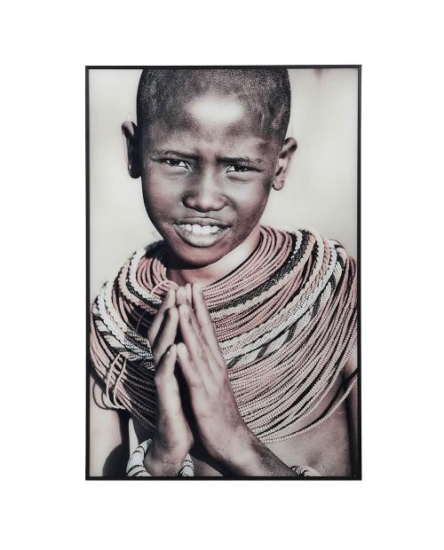 """Paveikslas """"Tribal Child"""""""