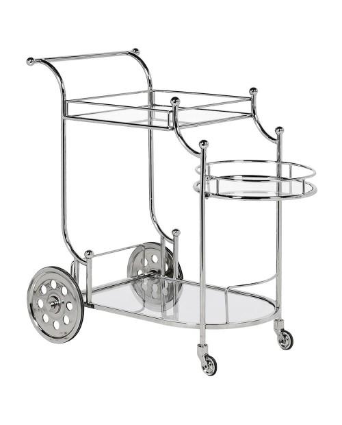 """Baro vežimėlis """"Nickle/Glass"""""""