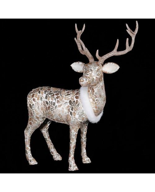 """Dekoracija """"Golden Deer"""""""
