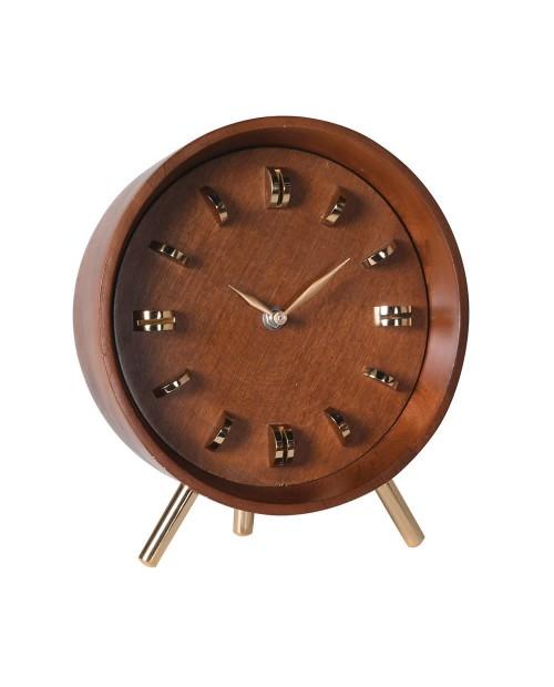 """Laikrodis """"Brass & Wood"""""""