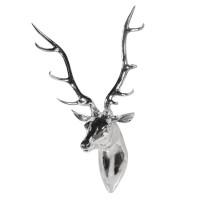 """Sienos dekoras """"Silver Deer"""""""