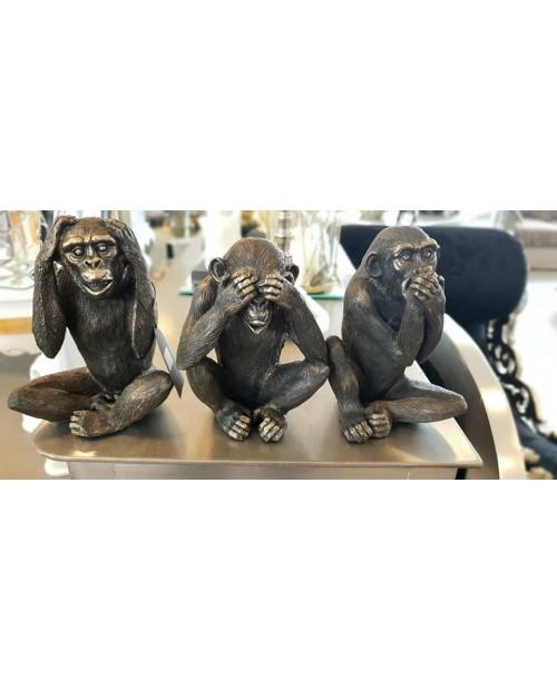 """Beždžionėlių komplektas """"No Evil"""""""