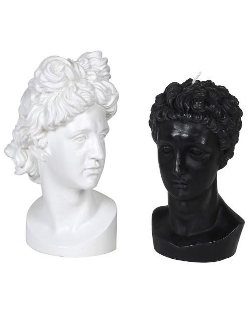 "Žvakių komplektas ""Venus & Hermes"" (2vnt)"