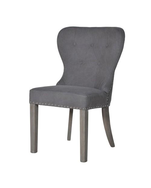 "Kėdė ""Grey Button"""