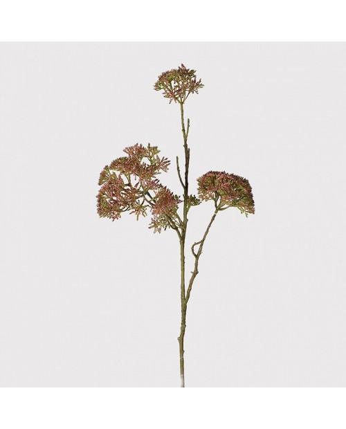 """Dirbtinė gėlė """"Wine Achillea"""""""
